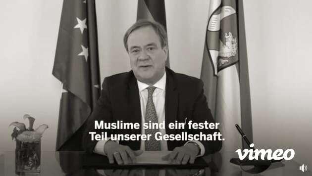 Gemeinsames Fastenbrechen Iftar mit Ministerpräsident Armin Laschet