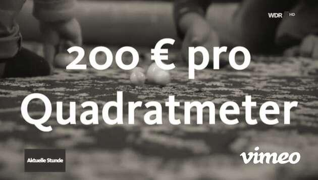 6800 Euro für 35 qm Horror-Miete! Flüchtlinge leben in Kölns teuerstem Zimmer