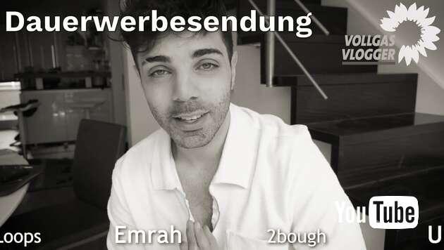 Embedded thumbnail for Grün lackierte Heuchler