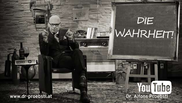 Embedded thumbnail for Dr. Alfons Proebstl 56 - Die Wahrheit!