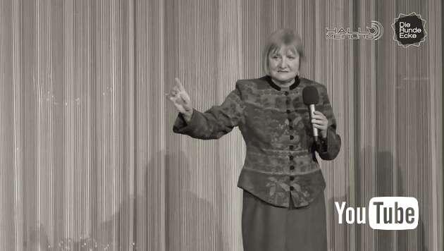 """Embedded thumbnail for """"Meinungsfreiheit in Deutschland ist praktisch abgeschafft"""""""
