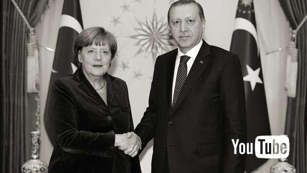 Embedded thumbnail for Merkel will 250.000 Flüchtlinge pro Jahr aus der Türkei holen