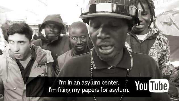 Embedded thumbnail for Illegaler Einwanderer beschwert sich über 300€ Sozialhilfe
