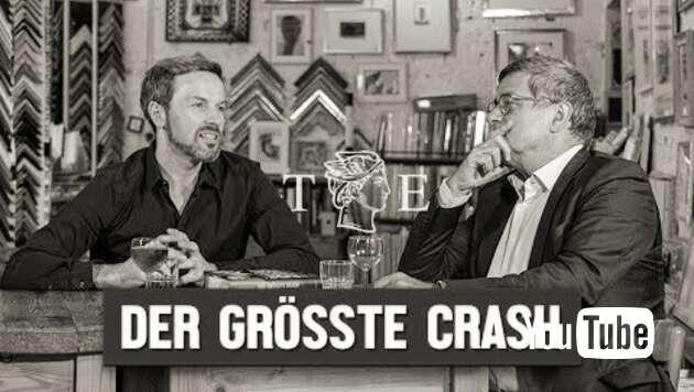 """Embedded thumbnail for """"Der größte Crash aller Zeiten"""""""