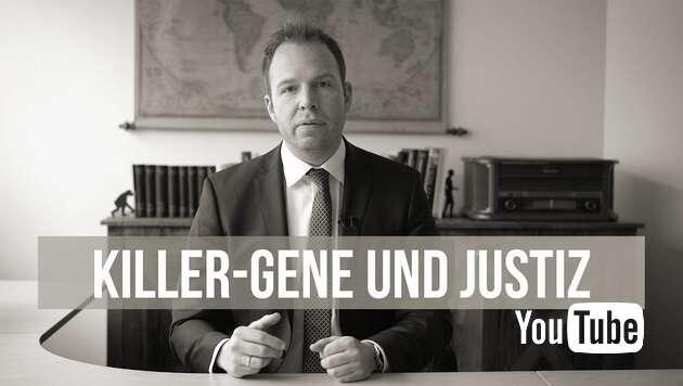 """Embedded thumbnail for Wegen """"aggressiver Gene"""": Strafnachlass für Killer-Migranten"""
