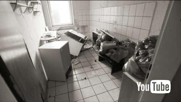 Embedded thumbnail for Sinti und Roma ruinieren Duisburg