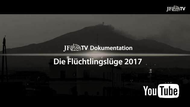 Embedded thumbnail for Die Flüchtlingslüge 2017
