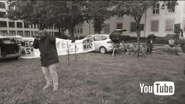 "Embedded thumbnail for Livestream: ""Merkel muss weg!""-Demo Mainz 30.04.2018"