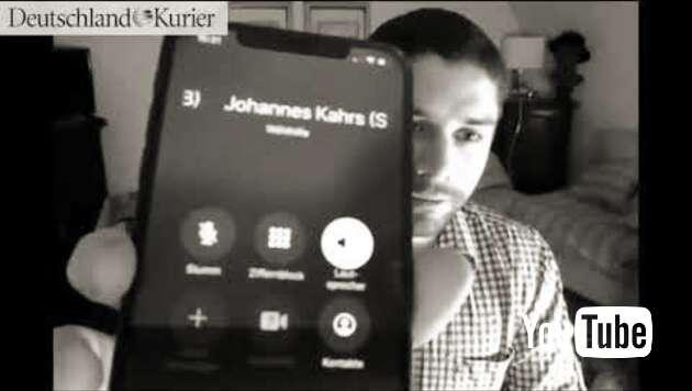 Embedded thumbnail for Hat der AfD-Hasser Kahrs sein Staatsexamen ermogelt?