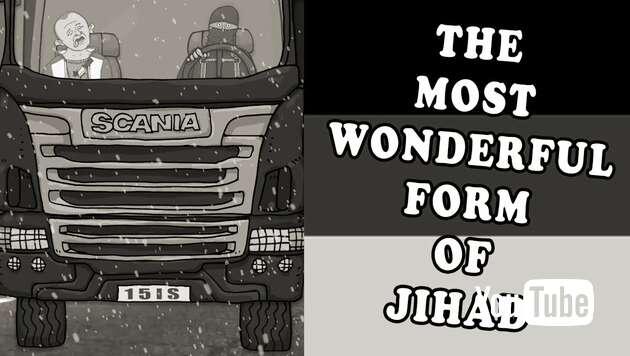 Embedded thumbnail for Die wundervollste Art des Dschihad