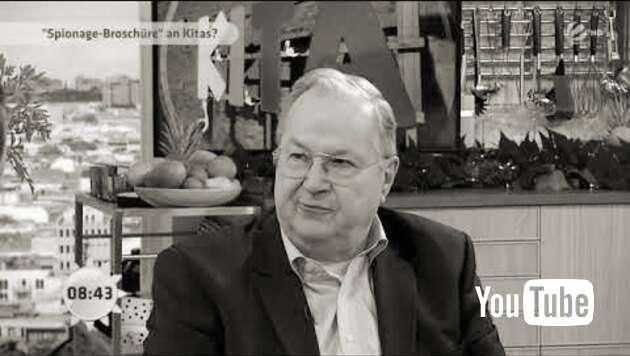 Embedded thumbnail for Das Leben der Anderen: Buschkowsky entsetzt über Kita-Stasi