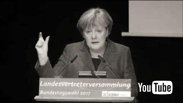 Embedded thumbnail for Noch CDU oder schon Antifa?