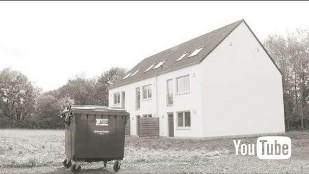 Embedded thumbnail for Häuser für Flüchtlinge, Obdachlosigkeit für Deutsche