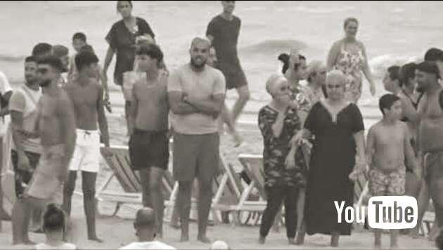 Embedded thumbnail for  Migrantenmännerüberschuss und Massenschlägerei am Strand