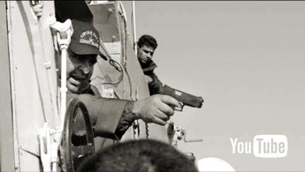 Embedded thumbnail for Seeschlacht um Flüchtlinge