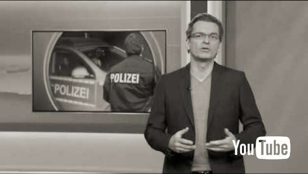 Embedded thumbnail for Claus Strunz zur Ausländerkriminalität