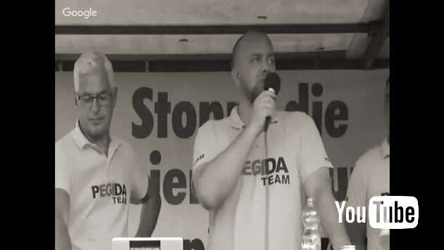 Embedded thumbnail for PEGIDA Livestream 06.08.2018