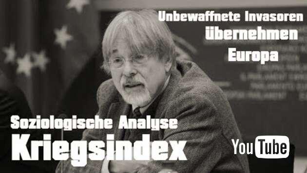 Embedded thumbnail for Unbewaffnete übernehmen Europa