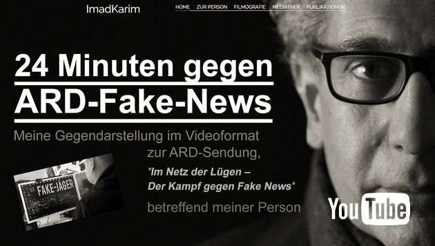 Embedded thumbnail for 24 Minuten gegen ARD-Fake-News
