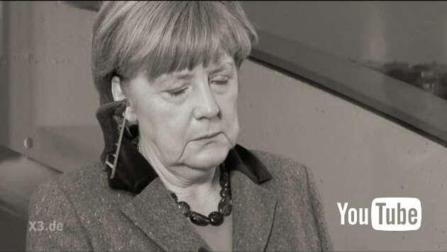 Embedded thumbnail for Der Merkel-Pilot