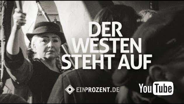 Embedded thumbnail for Der Westen steht auf