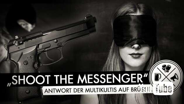 Embedded thumbnail for Islamistenkuschler-Kommentare nach Brüssel