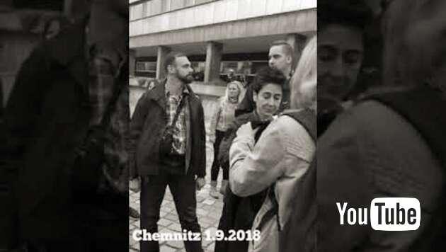 Embedded thumbnail for Chemnitz und der Wahnsinn in Politik und Medien