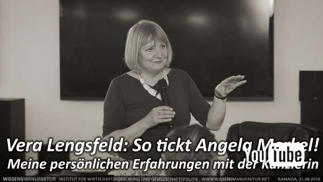 Embedded thumbnail for So tickt Angela Merkel wirklich