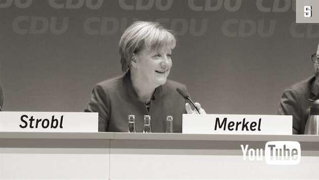 """Embedded thumbnail for """"Frau Bundeskanzlerin, treten Sie zurück!"""""""
