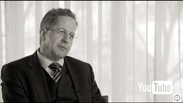 Embedded thumbnail for Brisantes Interview mit Hans-Georg Maaßen