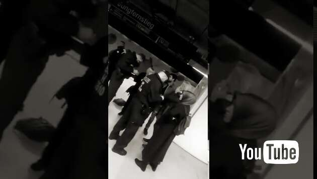 Embedded thumbnail for Moslem köpft Baby, Staat verfolgt Zeugen
