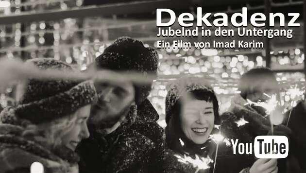 Embedded thumbnail for Dekadenz – Jubelnd in den Untergang