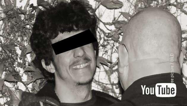 Embedded thumbnail for Narrenfreiheit für kriminelle Asylbewerber
