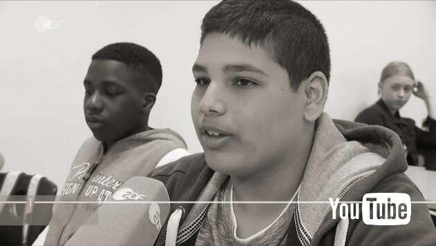 Embedded thumbnail for Rammdösige Schüler im Ramadan