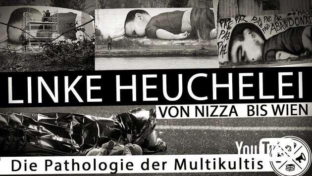 Embedded thumbnail for Linke trauern nur um Fremde