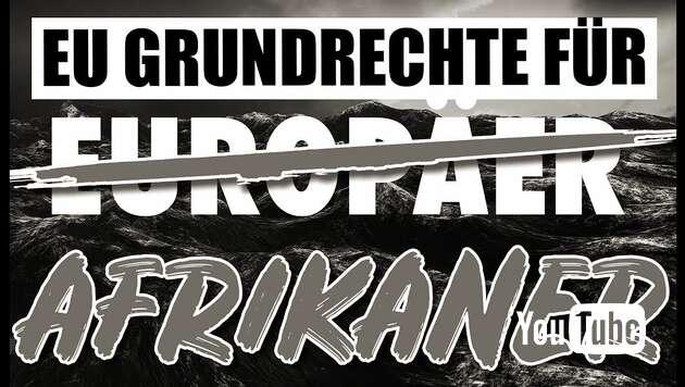 Embedded thumbnail for EU plant Afrikanisierung Europas