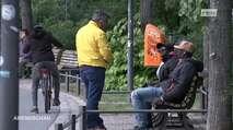 Offizielle Dealer-Standflächen im Görlitzer Park
