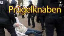 Embedded thumbnail for So brutal geht Berlins Polizei gegen Corona-Demonstranten vor