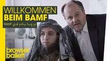 Embedded thumbnail for Willkommen beim BAMF