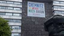 Embedded thumbnail for Livestream: Demo in Chemnitz 28.09.2018