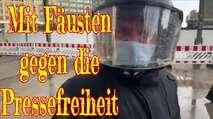 Embedded thumbnail for Polizei knüppelt im Auftrag des Systems gegen Querdenker