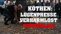 Embedded thumbnail for Lügenpresse verharmlost Totschlag!