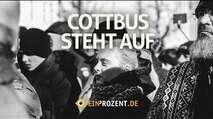 Embedded thumbnail for Cottbus steht auf