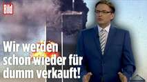 """Embedded thumbnail for Claus Strunz: """"Unser Land ist voll"""""""