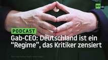 """Embedded thumbnail for Gab-CEO: Deutsche Regierung ist ein """"globalistisches Regime"""", das Kritiker zensieren will"""